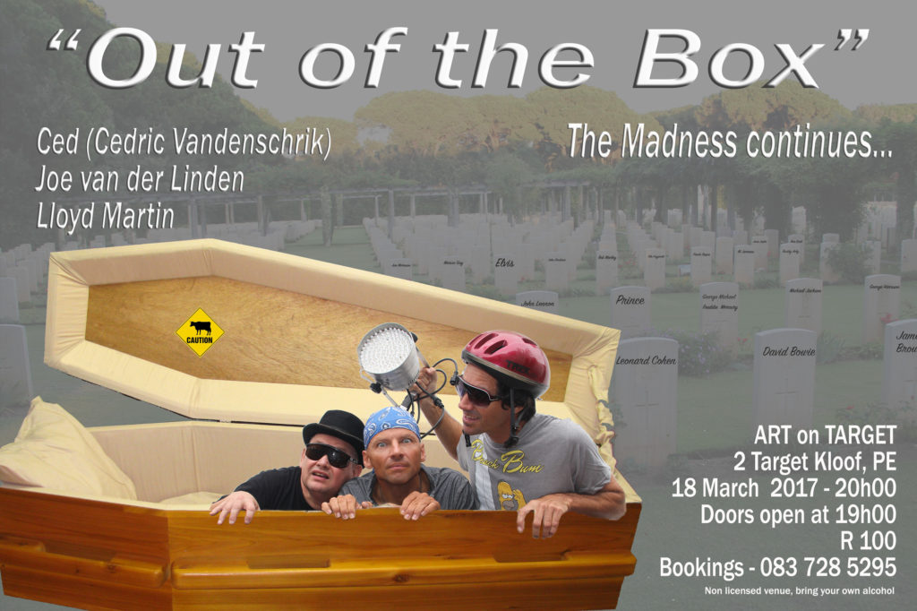 Out of the Box Poster 2